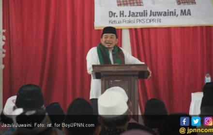 Jazuli: Umat Islam Itu Tulang Punggung Indonesia - JPNN.COM