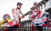 Inilah 10 Pembalap Lolos ke Kualifikasi 2 MotoGP Valencia - JPNN.COM