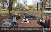 Yuddy Gelar Soft Launching Miniatur Indonesia di Ukraina - JPNN.COM
