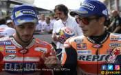 Marquez Gila, Dovi Lakoni Misi Mustahil di MotoGP Valencia - JPNN.COM