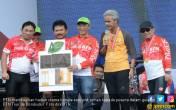 BTN Tour de Borobudur Bagikan Hadiah Rumah - JPNN.COM