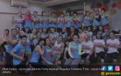 Ultah Kedua, Jazzercise Jakarta Kampanyekan Rayakan Sehatmu - JPNN.COM