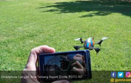 Smartphone Canggih, Bisa Terbang Seperti Drone - JPNN.COM