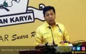 Setnov Ditahan, Dukungan Golkar ke Jokowi belum Aman? - JPNN.COM