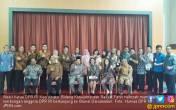 Fahri Pimpin Rombongan DPR Bertemu TKI di Brunei Darussalam - JPNN.COM