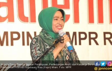 Pemprov Kepulauan Riau Ucapkan Terima Kasih Pada MPR - JPNN.COM