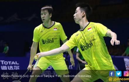 Jadwal Semifinal China Open Siang Ini - JPNN.COM