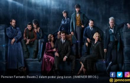 Inilah Para Penyihir Fantastic Beasts 2 - JPNN.COM