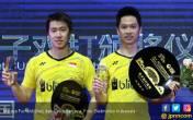 Ternyata Ini Kunci Sukses Marcus/Kevin Juara di China Open - JPNN.COM