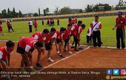 Kemenpora Berburu Atlet Atletik Muda di Banyumas - JPNN.COM