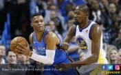 Oklahoma City Thunder Menangi Duel Panas Lawan Warriors - JPNN.COM