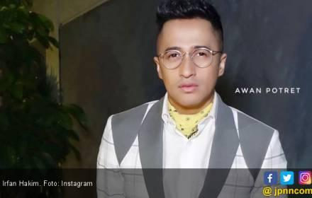 Tepati Janji, Irfan Hakim Boyong Keluarga Umrah - JPNN.COM