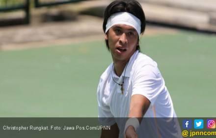 Piala Davis 2018, Indonesia Butuh Tuah Christopher Rungkat - JPNN.COM