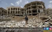 Lebaran Sebentar Lagi, Yaman Kembali Dibombardir Saudi - JPNN.COM