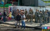 Pedagang Tanah Abang Ngamuk, Ricuh dengan Satpol PP - JPNN.COM