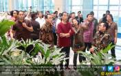 2 Permintaan Presiden Jokowi terkait Kereta Api Bandara - JPNN.COM