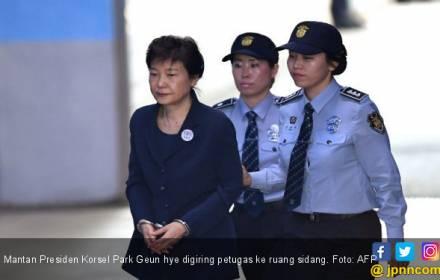 Eks Presiden Korsel Terancam Mati di Bui - JPNN.COM