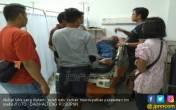 Kades Vs Mantan Kades Gunakan Parang, Tangan Nyaris Putus - JPNN.COM