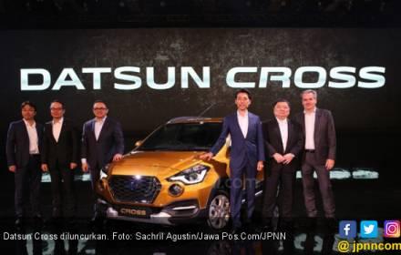 Datsun Cross, Fitur Lebih Lengkap dan Sangat Irit - JPNN.COM