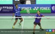 Singkirkan Ganda Korea, Hafiz/Gloria Mulus ke Semifinal - JPNN.COM