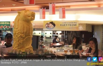 Menikmati Kuliner Singapura di Orchard Road Feast Shangri-La - JPNN.COM