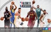 Ini Starting Five NBA All-Star 2018 - JPNN.COM