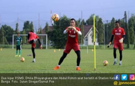 Persaingan Kiper PSMS Ketat, Pelatih Pusing Tentukan Pilihan - JPNN.COM