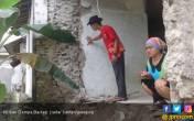 Relawan Jokowi Salurkan Bantuan Bagi Korban Gempa Lebak - JPNN.COM