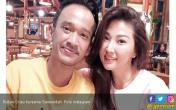 Sarwendah Khawatir Kesehatan Ruben Onsu - JPNN.COM