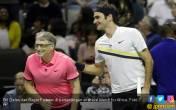 Berpasangan dengan Bill Gates, Federer Tetap Juara - JPNN.COM