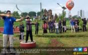 Gua Sunyaragi Diserbu 30 Ribu Wisatawan Tiap Bulan - JPNN.COM