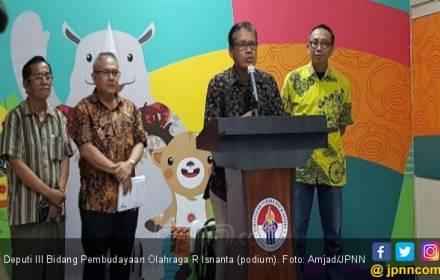 Isnanta Buka Rakor Pengelolaan Olahraga 2018 - JPNN.COM