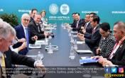 Jokowi Apresiasi Kerja Sama Maritim Indonesia-Australia - JPNN.COM