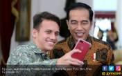 Jokowi Bangga dengan Prestasi Egy Maulana - JPNN.COM