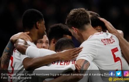 Jese Lingard Bawa Inggris Redam Belanda di Amsterdam - JPNN.COM