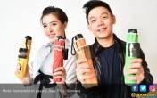 Jope, Jadi Payung Langganan Promosi Para Artis - JPNN.COM