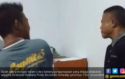 3 Oknum Polisi Penganiaya Juniornya Itu Resmi Jadi Tersangka - JPNN.COM