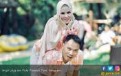 Pernikahannya Dituding Rekayasa, Vicky Prasetyo: Terserah! - JPNN.COM