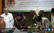 PBNU Kawal KLHK Jaga Sumberdaya Alam dan Hutan Indonesia - JPNN.COM
