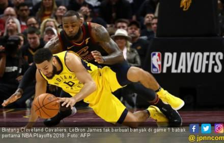Hasil Game 1 Babak Pertama NBA Playoffs 2018 - JPNN.COM