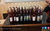 Polisi Berhasil Sita Puluhan Botol Miras tanpa Izin - JPNN.COM
