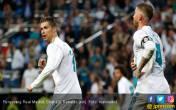 Gol Telat Cristiano Ronaldo Selamatkan Real Madrid - JPNN.COM