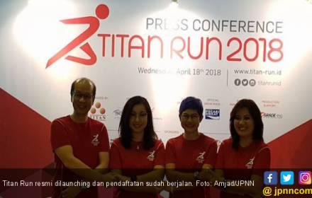 Titan Run 2018: Lomba Lari Plus Pesta Makan Durian - JPNN.COM