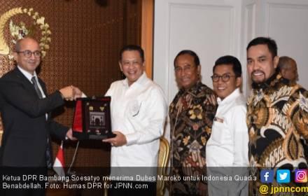 Nilai Perdagangan Indonesia - Maroko Alami Penurunan - JPNN.COM