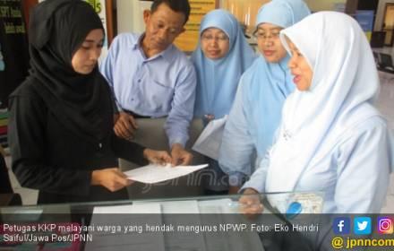 Kartu NPWP Bisa Jadi Uang Elektronik - JPNN.COM