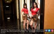 Aha, Beginilah Gaya LC di Bali demi Sambut Hari Kartini - JPNN.COM
