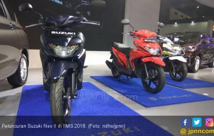 Berikut Harga Resmi Suzuki Nex II, Mulai Rp 13,950 Juta - JPNN.COM