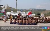Pasukan Garuda Sukses Memukau Tentara Unifil di Lebanon - JPNN.COM