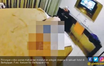 Berita Terbaru Video Panas Mahasiswi Cantik Balikpapan - JPNN.COM