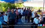Ratusan Pelayat Datangi Rumah Duka Ipda Auzar - JPNN.COM